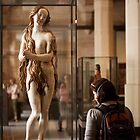Postcards from Louvre -I- by Igor  Lubenski