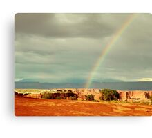 "Waiting for ""My Pot of Gold"" Canvas Print"