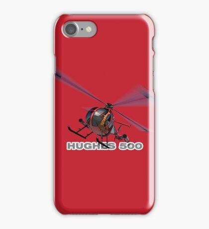 "Hughes 500 ""Little Bird"" iPhone Case/Skin"