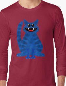 BLUEMOON CAT Long Sleeve T-Shirt