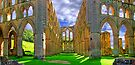 Rievaulx Abbey - Panorama - HDR  by Colin  Williams Photography