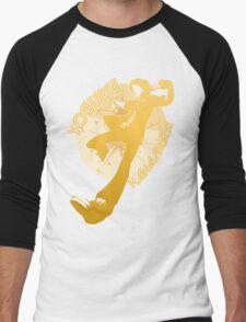 Persona 4 Dancing All Night - Yosuke Hanamura Men's Baseball ¾ T-Shirt