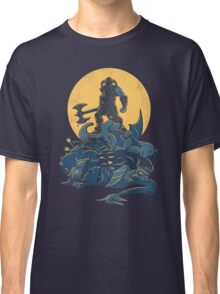 The Dragon Slayer  Classic T-Shirt