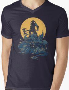 The Dragon Slayer  Mens V-Neck T-Shirt
