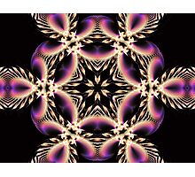 Star Ripples Photographic Print