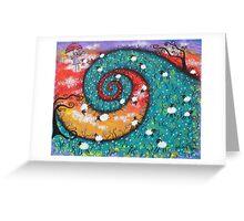 Bo Peep Daydreams Greeting Card