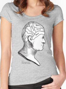 Cranium Women's Fitted Scoop T-Shirt