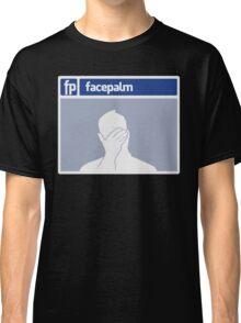 Facepalm Classic T-Shirt