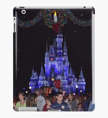 Christmas Castle iPad Case/Skin