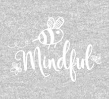 Bee Mindful One Piece - Long Sleeve