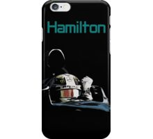 Lewis Hamilton 2015 World Champion iPhone Case/Skin