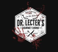 Dr Lecter's Gourmet Dining - White Version by Nemons