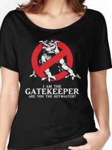 I Am The Gatekeeper Women's Relaxed Fit T-Shirt