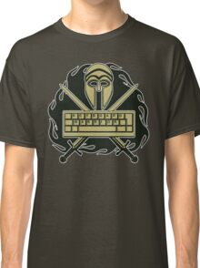 Keyboard Warrior Classic T-Shirt