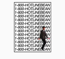 HOTLINE BEAN. Unisex T-Shirt