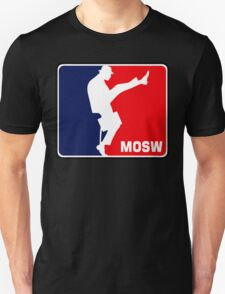 The Ministry Of Silly Walks Unisex T-Shirt