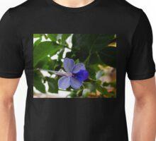 African Butterfly Bush Flower Unisex T-Shirt