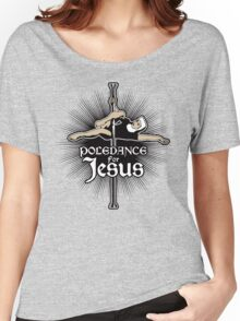 Poledance For Jesus Women's Relaxed Fit T-Shirt
