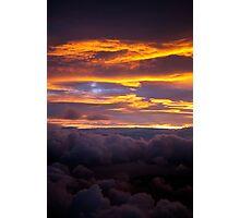 Sunrise's eye Photographic Print