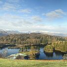 Tarn Hows..A Wider View by Jamie  Green