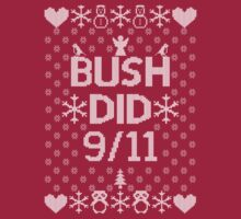 BUSH DID 9/11 by splxcity