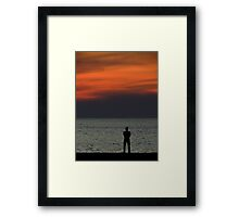 Something In The Sky ~ Part Four Framed Print