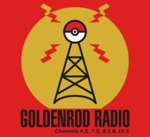 Goldenrod Radio by OrangeRakoon