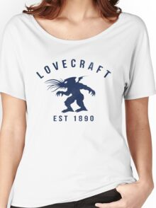 Lovecraft Women's Relaxed Fit T-Shirt