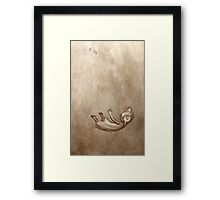 The Fall of Icarus Framed Print