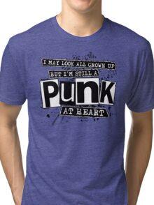 Punk At Heart Tri-blend T-Shirt