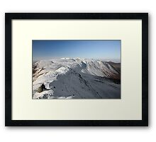 Robinson From Dale Head Framed Print