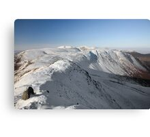 Robinson From Dale Head Canvas Print