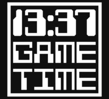 13:37 Game Time by GCShubie