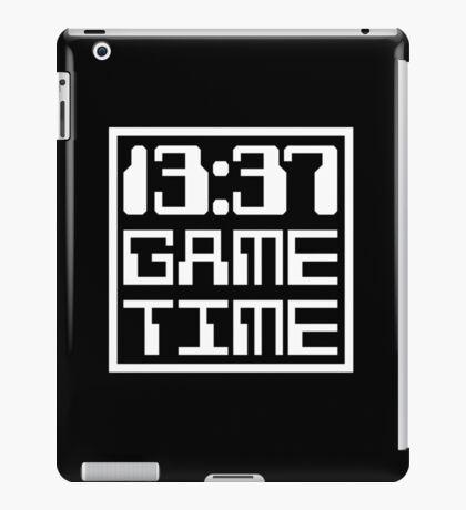 13:37 Game Time iPad Case/Skin