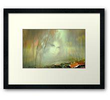 Autumn Portrait Framed Print