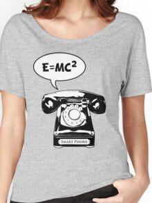 Smart Phone Women's Relaxed Fit T-Shirt
