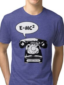 Smart Phone Tri-blend T-Shirt
