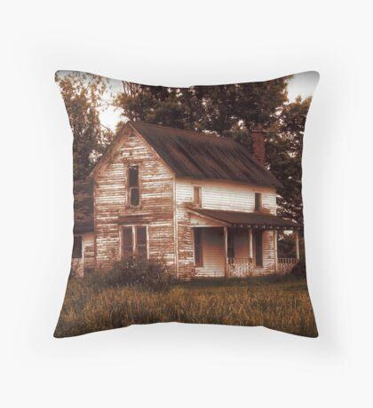 Farmhouse #2 Throw Pillow
