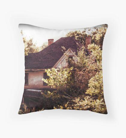 Hiwasse House Throw Pillow