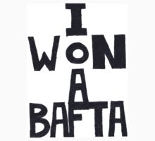 I Won A BAFTA by w00nderland