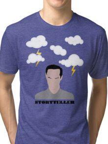 Moriarty - The Storyteller Tri-blend T-Shirt