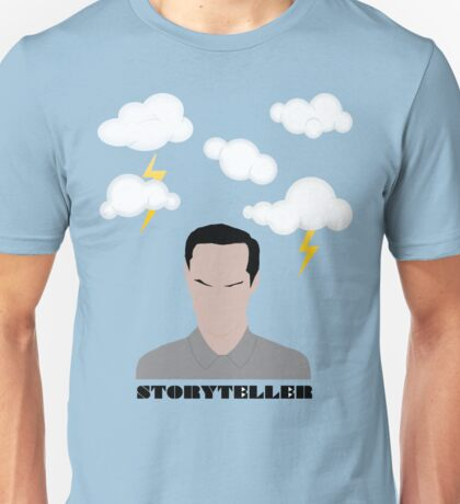 Moriarty - The Storyteller Unisex T-Shirt