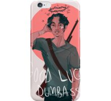Glenn Rhee Is 100% Ok And Not Dead iPhone Case/Skin