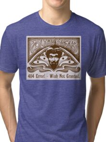 Zoltar Speaks Tri-blend T-Shirt