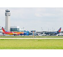 N383SW N715SW Southwest Airlines Arizona One Shamu Nose to Nose Photographic Print