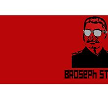 Broseph Stalin by cussingcups