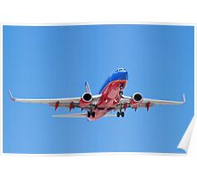 Southwest Airlines Belly Poster