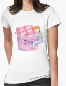 Watson's Jam-Jar Womens Fitted T-Shirt