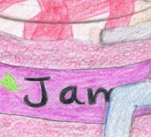 Watson's Jam-Jar Sticker