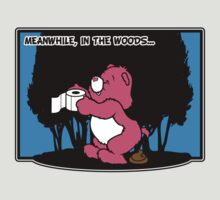 Meanwhile, in the woods... by anfa